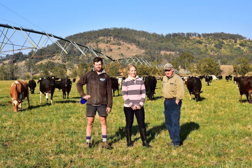 Diverse Diet During Drought Helps Herd Hold Condition
