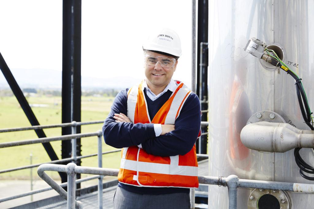Ethanol Investment in fight against coronavirus pandemic