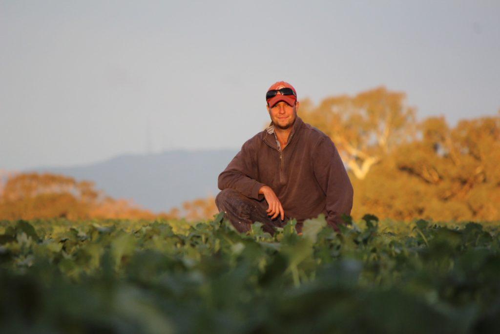 Ten Minutes with Canola Farmer Tom Mac Smith