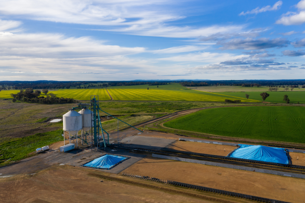 Grain Storage Holds Key to Security of Supply