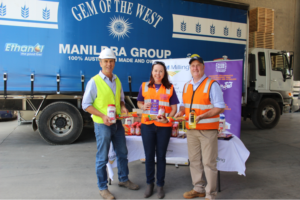 Partnership serves up 40 million meals to Aussies in need