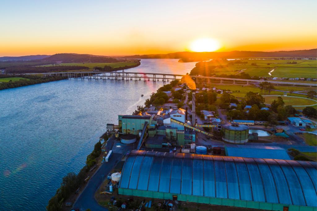 The all Australian NSW sugar industry